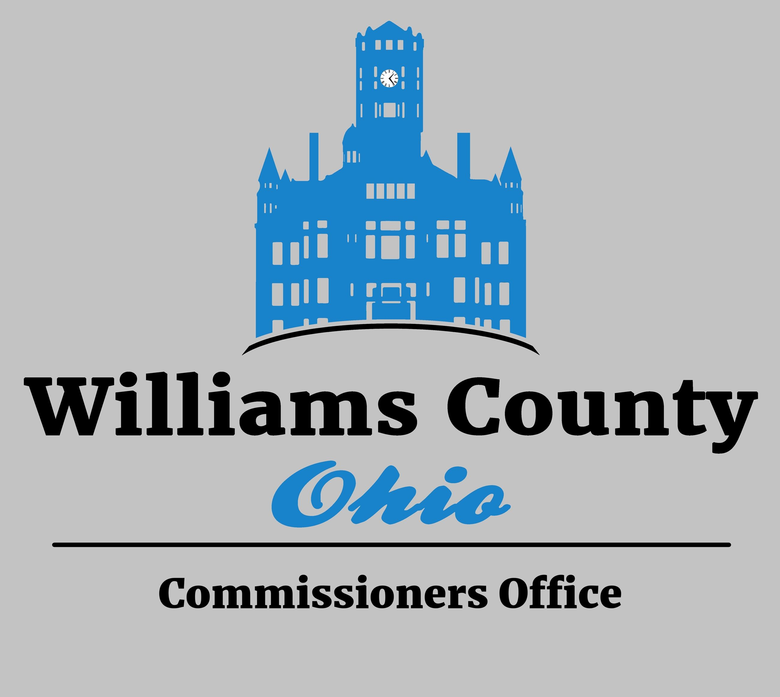 09-07-17 - Williams County Logo - Commissioners