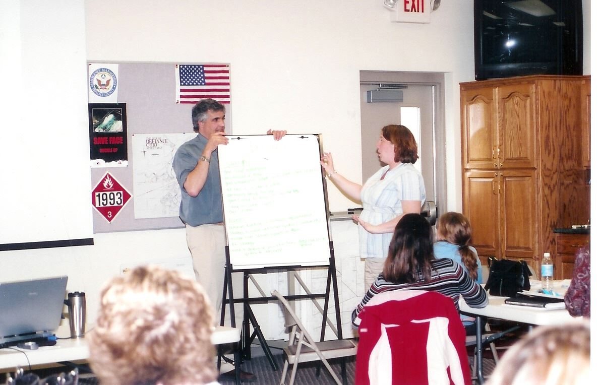 Instructors Teaching